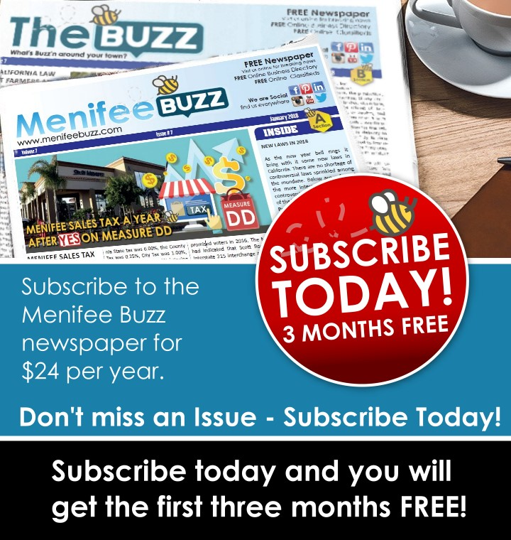 subscribe menifeebuzz today